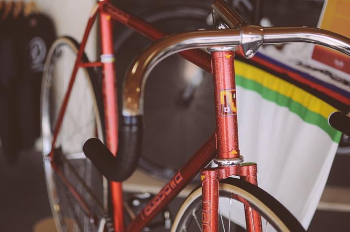 Nagasawa Custom Track Frames Sbc Cycles London