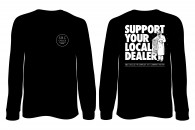 support your local dealer tshirt