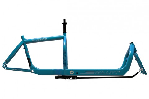 larry vs harry bullitt cargo bike frameset