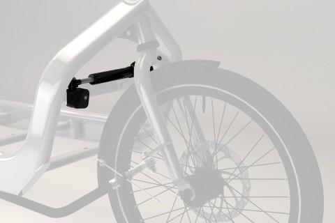 larry vs harry bullitt cargo bike damper arm