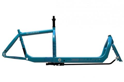 larry vs harry bullitt cargo bike frameset